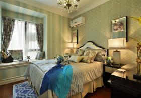 美式雅致卧室欣赏