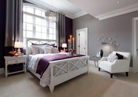 欧式奢华卧室美图欣赏
