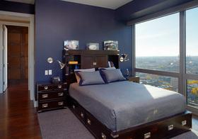 混搭个性造型卧室美图