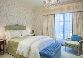 美式森系卧室欣赏