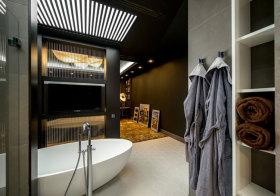 美式创意卫生间设计