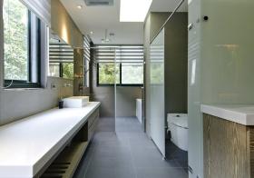 宜家玻璃卫生间设计