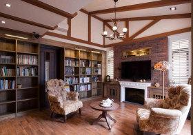 欧式复古客厅设计美图
