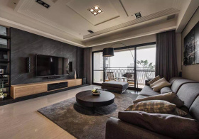 宜家低调客厅设计欣赏