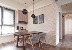 宜家砖头餐厅设计