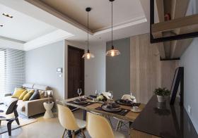 宜家原木餐厅设计