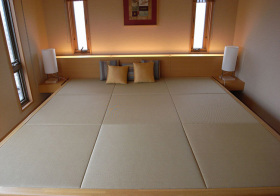 混搭卧室榻榻米设计
