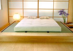 日系卧室榻榻米美图欣赏