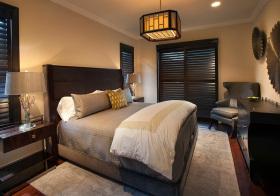 美式高端卧室美图