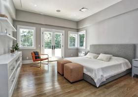 现代创意卧室设计