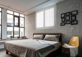 轻工业石砖卧室设计