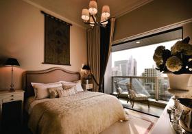 欧式奢华卧室欣赏
