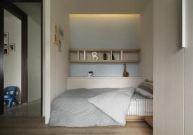 宜家小居室卧室设计