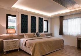 欧式阁楼卧室美图