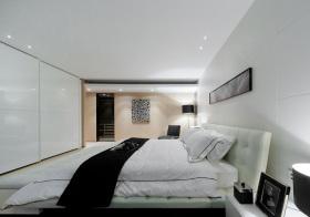 现代简洁卧室设计