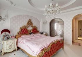 欧式奢华卧室设计