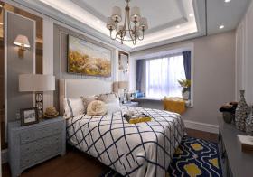欧式奢华卧室效果图