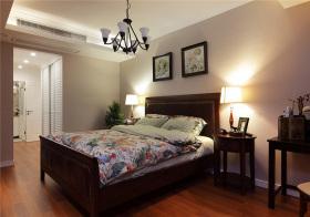 美式复古卧室欣赏