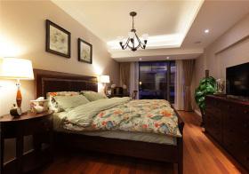 美式低调卧室美图
