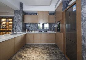 现代大理石厨房设计