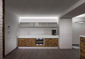 宜家瓷砖厨房创意设计
