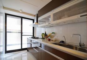 现代简约厨房欣赏