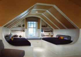 现代创意造型阁楼设计