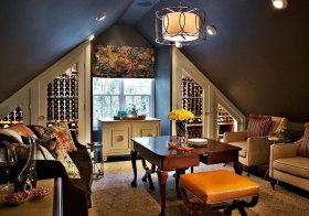 美式小居室阁楼紧缩设计