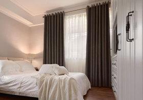 欧式布艺窗帘设计