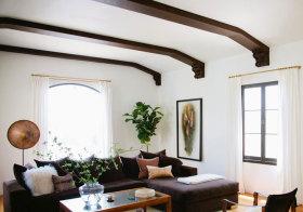 混搭木质装饰吊顶欣赏