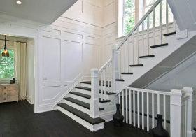 美式大气楼梯美图