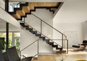 现代创意楼梯造型美图