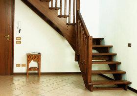 中式木质楼梯欣赏