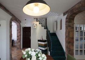 地中海复古楼梯设计