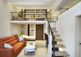 现代悬浮楼梯欣赏