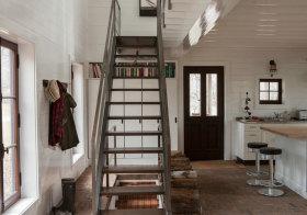 北欧森系楼梯美图