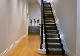 美式地毯楼梯美图