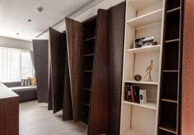 现代个性衣柜造型
