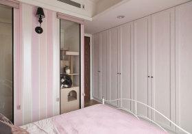 美式粉色衣柜欣赏