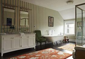 欧式摩登浴室柜美图鉴赏