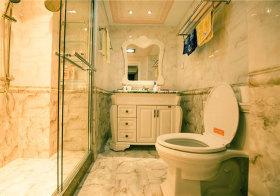欧式浴室柜实拍细节图