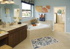 美式海洋浴室柜美图鉴赏