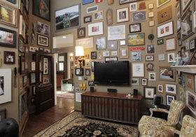 东南亚满墙照片墙欣赏
