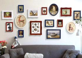 混搭可爱照片墙美图鉴赏