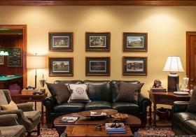 美式木框照片墙设计