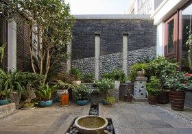 中式植物花园欣赏