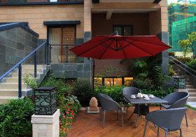现代别墅花园设计