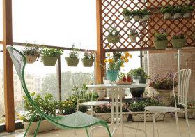 现代铁艺花园设计
