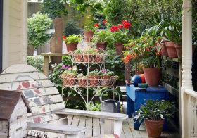 混搭花园细节欣赏