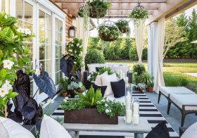 美式绿色花园美图